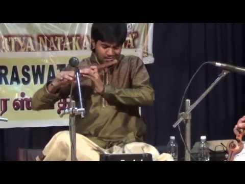 Rag Bhairavi Alap - Flute J.A.Jayanth