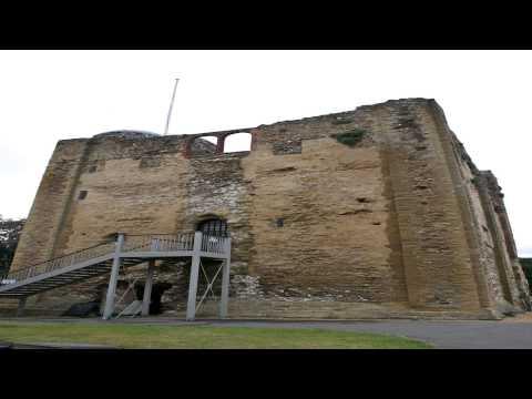 Guildford castle Godalming Surrey