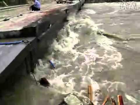 Chan Hung super hurricane approaching Zhejiang province Post waves red alert over 20,000 fishing boa