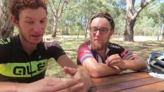 The Bikepacker Life // Joe O'Connell Interview // RealWorld Vegan
