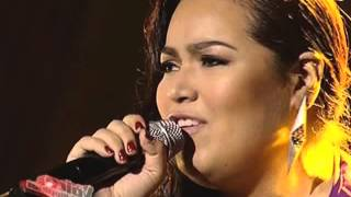 "THE VOICE Philippines : Radha ""TIME AFTER TIME"" Live Performance"