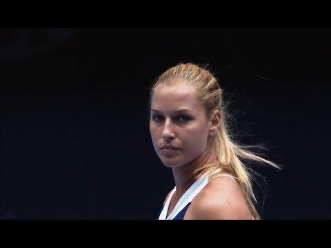 Road to the women's final - 2014 Australian Open
