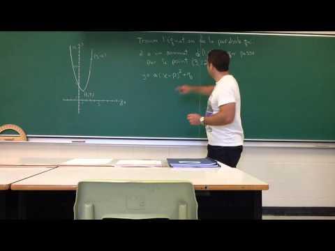 Parabole videolike - Regler une parabole ...