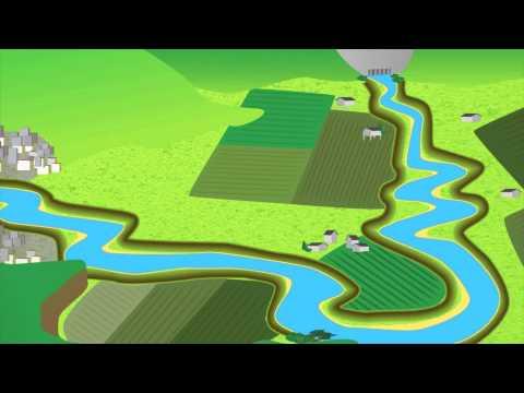 Header of dams