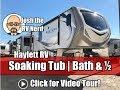 UPDATED 2019 Montana 3921FB or 3920FB Front Bath & a Half Soaking Tub Keystone Luxury Fifth Wheel RV