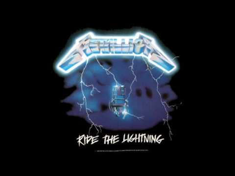 Metallica-Ride The Lightning with lyrics