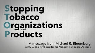 STOP: A Tobacco Industry Watchdog Created to Fight Back and Win
