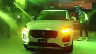 Presentación Jaguar E Pace 2018