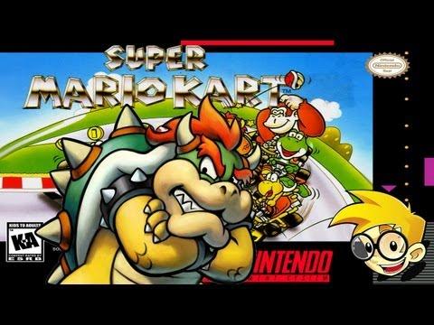 Super Mario Kart - Bowser Fucking Castle! video