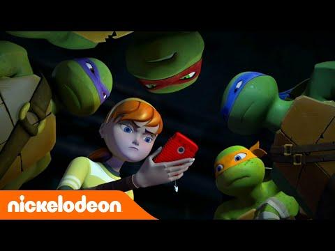 Черепашки-ниндзя   1 сезон 10 серия   Nickelodeon Россия