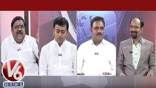 Special Discussion On YS Jagan Meets CM KCR | Good Morning Telangana