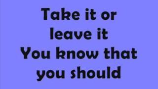 Watch Girls Aloud Stop video