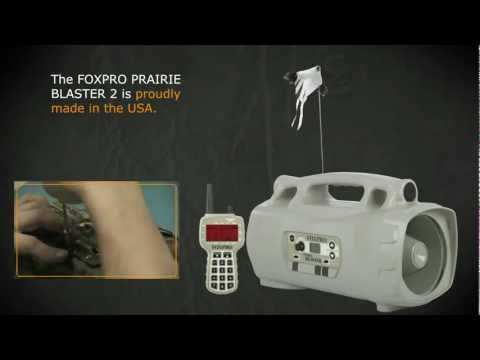 FOXPRO Prairie Blaster 2 II Review Hunting Game Call
