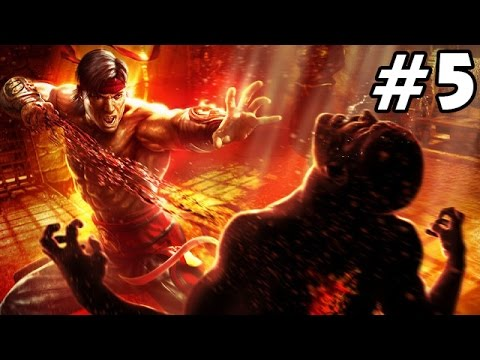 Let's Play Mortal Kombat 9 Story Mode Deutsch #05 - Liu Kang video