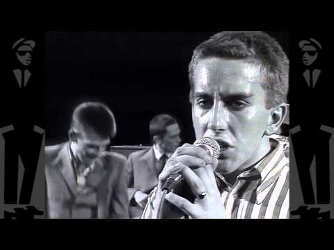 THE SPECIALS - Gangsters (Original Promo)  (1979) (HD)