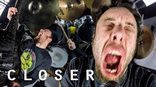 Download Lagu The Chainsmokers - Closer (metal cover by Leo Moracchioli) Gratis STAFABAND