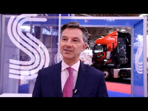 SMMT at the 2014 CV Show