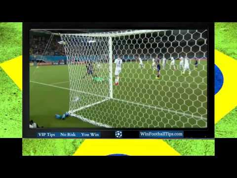 Football WC 2014   Japan 0 0 Greece Group С Goals Highlights