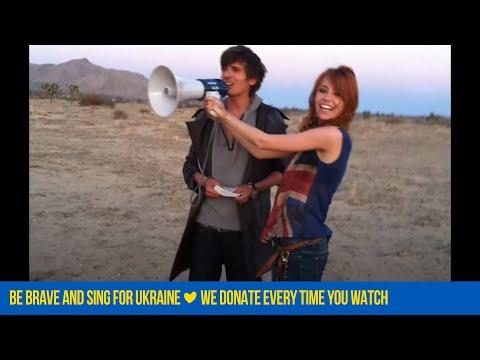 Время и Стекло - съемки клипа Гармошка