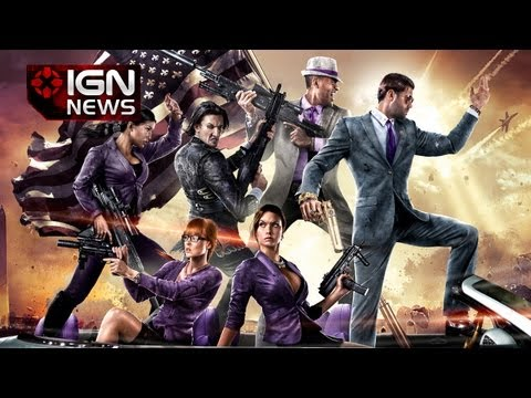 IGN News - Saints Row 4 Enter The Dominatrix DLC Release Date
