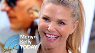 Christie Brinkley On Billy Joel And Her Surprising Beauty Secret | Megyn Kelly TODAY