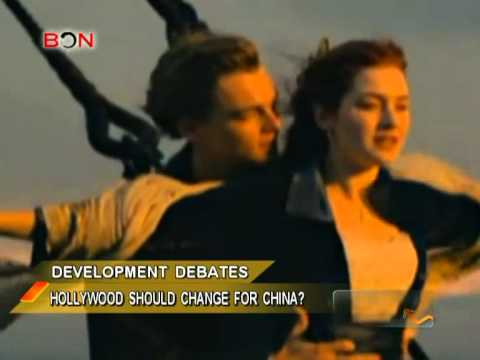 Hollywood should change for China? - China Price Watch - October 28, 2013 - BONTV China