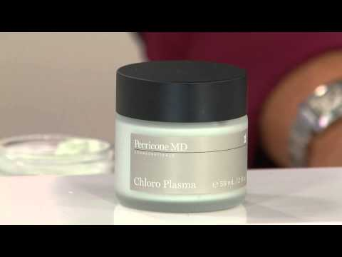 Perricone MD Chloro Plasma Anti-Aging Treatment Mask with Jill Bauer