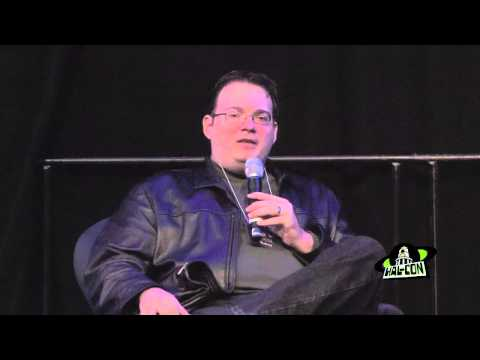 Hal-Con 2012 - Brandon Sanderson Q&A - Part 1