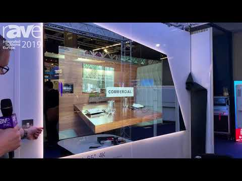 ISE 2019: Aquavision Demos New Version of MirrorTV, Can Now Go Larger, More Custom