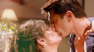 Zarine Khan's Sexy Kiss & Bedroom Scenes  || Bollywood Kisser