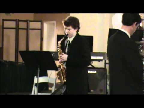 Jefferson High School (WV) Jazz Band performs Georgia on My Mind (Feb 18 2012)