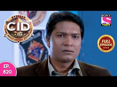 CID - Full Episode 820 - 4th November, 2018 thumbnail