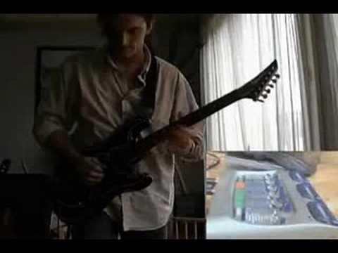 massacre de gloria: astuce guitare