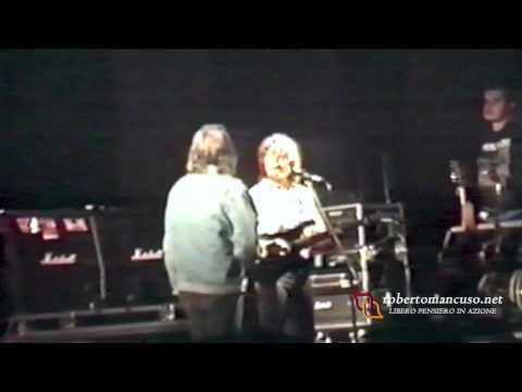 I Nomadi – Augusto Daolio: La collina LIVE 1991