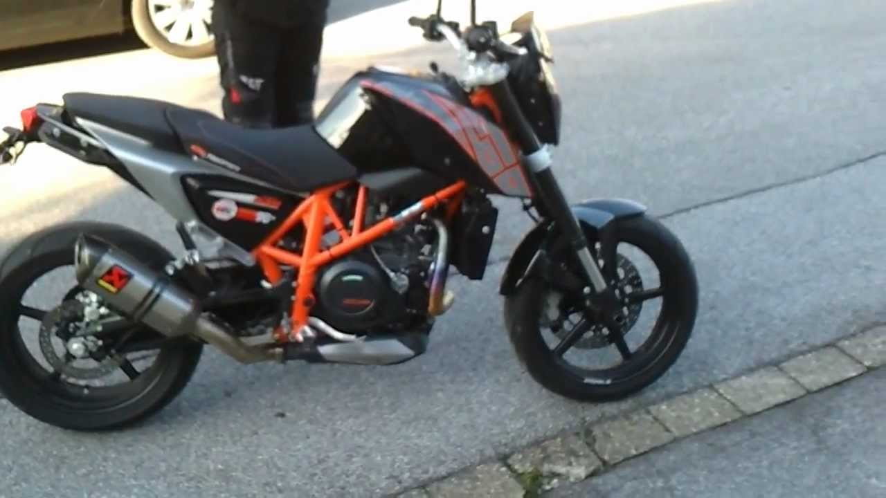 ktm 690 duke akrapovic 2012 youtube. Black Bedroom Furniture Sets. Home Design Ideas