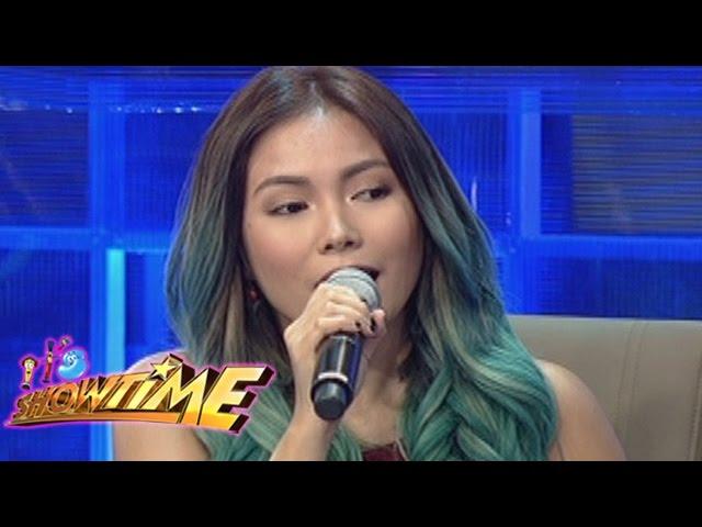 "It's Showtime: Yeng sings ""Ikaw"""