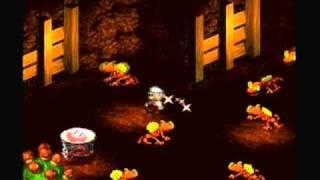 Super Mario RPG Infinite Level Up Secret