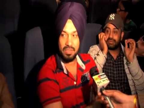 Singh Vs Kaur Premier In Chandigarh - 14th Feb 2013