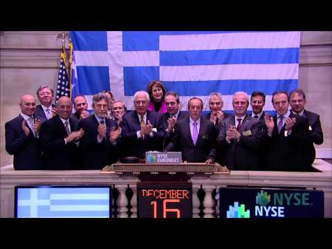 Greek Government Officials and Greek NYSE Listed Companies Highlight the 9th Annual Greek Day