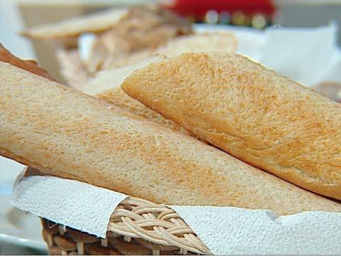 طريقة عمل الخبز الباجيت على طريقة الشيف #محمود_عطيه من برنامج #سهل_وبسيط #فوود