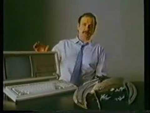Computer History/Humor with John Cleese Video