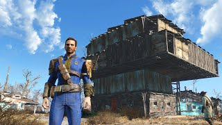 WORLD'S BIGGEST BASE! (Fallout 4)