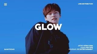 download lagu Stray Kids 스트레이 키즈 - Glow  Line Distribution gratis