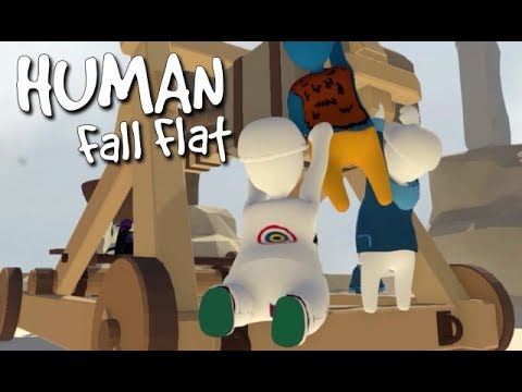 Human Fall Flat - This Ain't Gonna End Well [ONLINE]