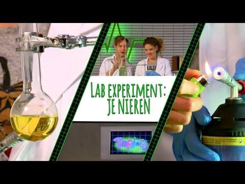 RACHEL DRINKT ELBERT ZIJN PLAS??!! - LAB EXPERIMENT!