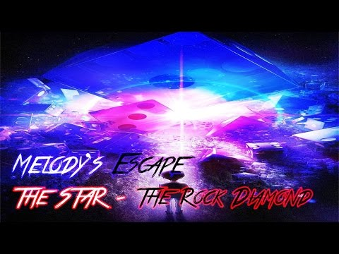 Melody's Escape Anime {The Star -The Rock Diamond} Dice ลูกเต๋าเปลี่ยนชีวิต