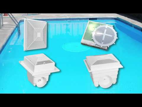 Pool Safely Step 5: Safety Drain Covers