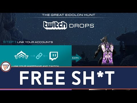Warframe: Free Items And How To Get Them.