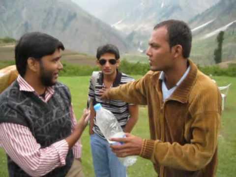 Pakistan Tour 2010 Funny Urdu Lalazaar Interview At Naran video