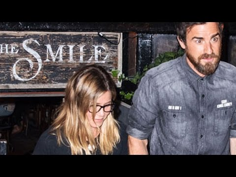 Jennifer Aniston and Justin Theroux Have Date Night in NYC After Denying Pregnancy Rumors